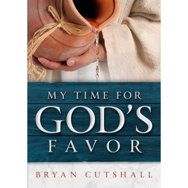 My Time for God's Favor - CD Series