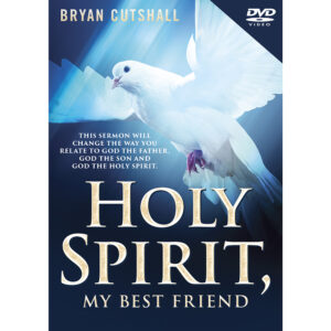 Holy Spirit, My Best Friend– DVD