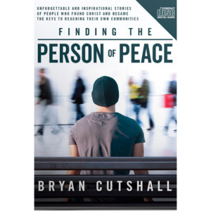 Finding the Person of Peace- CD