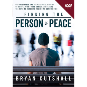 Finding the Person of Peace- DVD