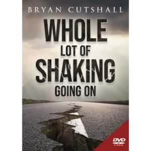 Whole Lot of Shaking Going On – DVD