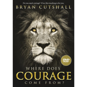 Where Does Courage Come From?- DVD